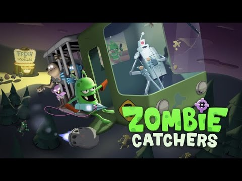 Catch Zombies for Fun - Zombie Catchers Gameplay Trailer ...