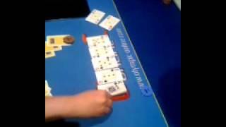 Dybban blir utslagen ur PokerFinnkampen