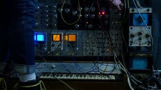 GAMEBOY TRIPLE OSCILLATOR modular synth arduinoboy video