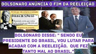 BOMBA! Bolsonaro Acaba Com FHC - Tão Corrupto Quanto Lula.