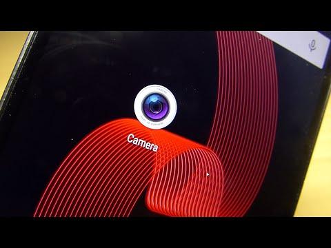 OnePlus One 'slow shutter' mode screencast