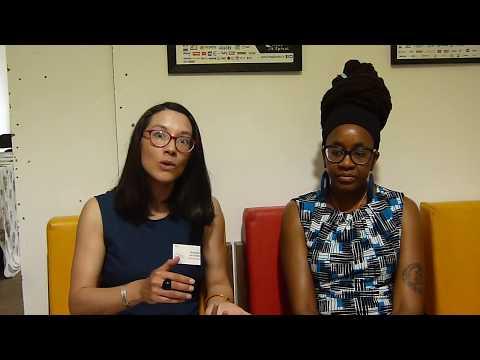 Interview de Nnedi Okorafor aux Imaginales 2018