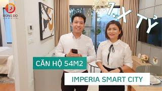 Review chi tiết căn hộ mẫu Imperia Smart City Tây Mỗ của CĐT MIK Group - Giá chỉ chưa đến 2 tỷ