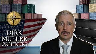 Dirk Müller - Handelskrieg als möglicher Crash-Auslöser - und Trump als Buhmann