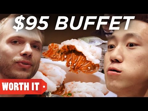 $7 Buffet Vs. $95 Buffet