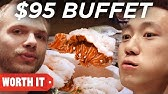 $7 Buffet Vs. $95 Buffet