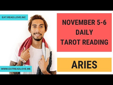 "ARIES SOULMATE ""BIG GIRLS DON""T CRY"" NOVEMBER 5-6 DAILY TAROT READING"