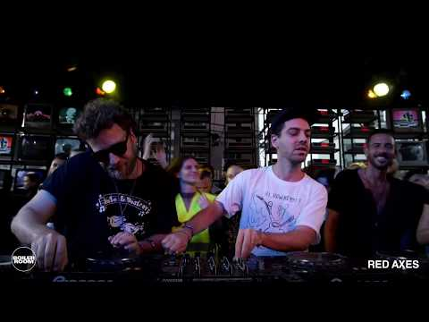 Red Axes | Boiler Room x Present Perfect Festival
