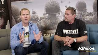 Sledgehammer Games Talks Call of Duty: WWII - Introduction