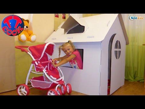 Видео для Детей DIY SHOES Своими Руками. Игрушки для Девочек. Игры для Девочек