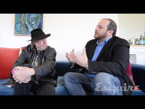 Neil Young And The Future Of Digital Audio