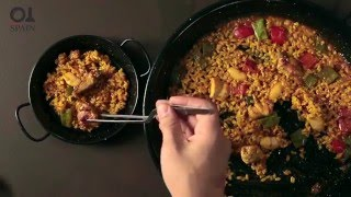 Spanish Recipes: Paella, Step by Step