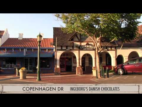 Discover the Santa Ynez Valley: Solvang
