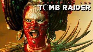 Shadow of the Tomb Raider Gameplay German - Das Blut Volk