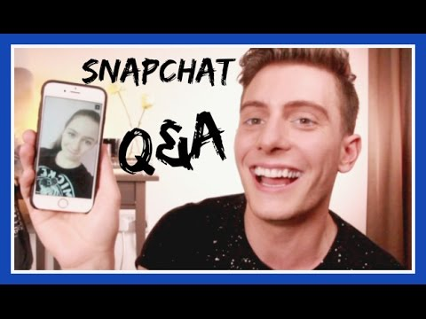 HOW I GOT MY NAME - SNAPCHAT Q&A!