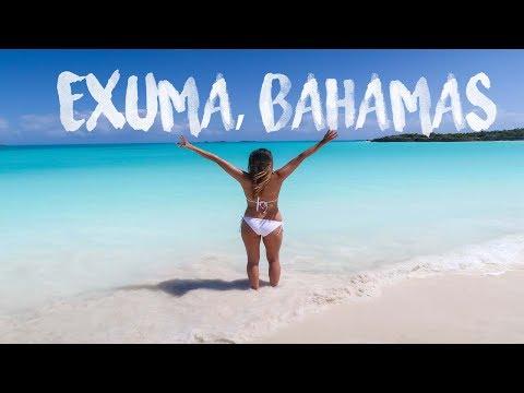 EXUMA, BAHAMAS | Travel | Swimming Pigs, Sharks, Stingrays & Iguana