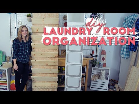 LOW COST DIY Shoe Rack and Storage Bin Organizer!