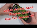 Urban Armor Gear Plasma Case for the Galaxy S8!