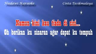 Download Lagu Cinta Tasikmalaya Karaoke No Vokal Asahan1 mp3