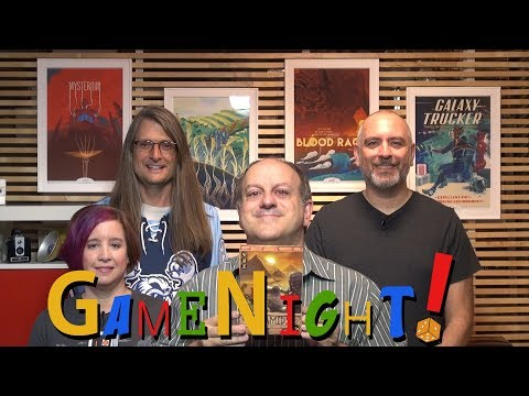 Pyramids - GameNight! Se5 Ep17