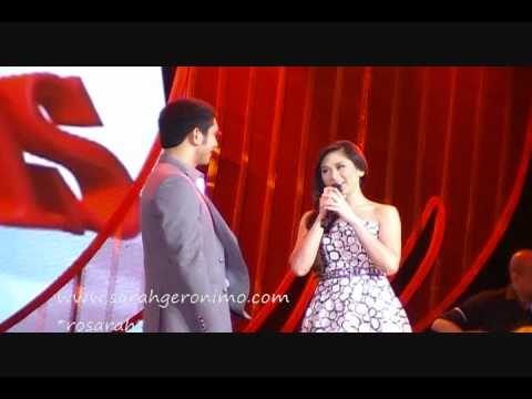 What Love Is - Sarah G with Gerald Anderson.wmv