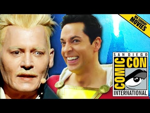 Best & Worst Of Comic Con 2018