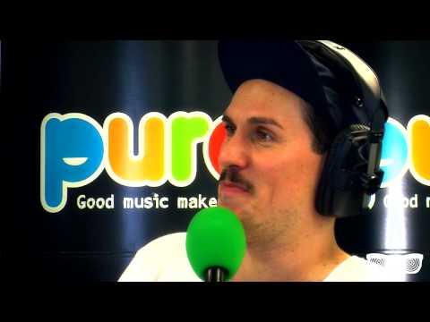 SAM SPARRO Interview  Pukkelpop 2012 on PURE