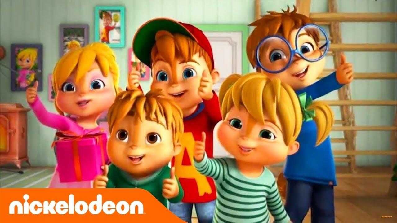 Alvinnn E Os Esquilos Chega Ao Nickelodeon Portugal