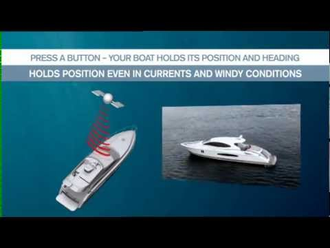 Volvo Penta IPS Dynamic Positioning System - iboats.com