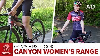 NEW! Canyon Women's Road Bike Range | GCN's First Look