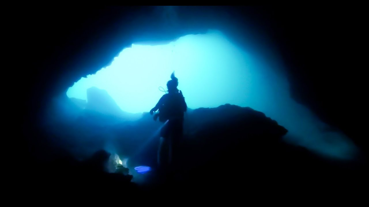 Epic Cave Diving at Dudu Blue Lagoon (Dominican Republic)