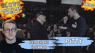 Baixar SLOVO BACK 2 BEAT: DUNNO vs PITTY (ОТБОР) [Реакция Хипса]
