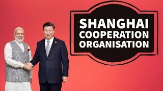 Shanghai Cooperation Organisation - SCO Summit 2017 -  India & Pakistan become members