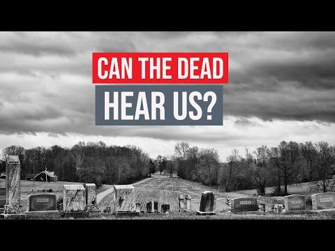 Can The Dead Hear? Explain By Sheikh Yasir Qadhi from Quran & Sunnah...
