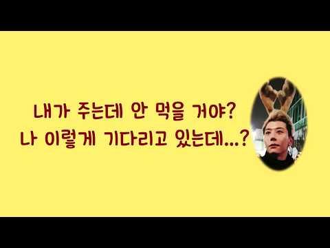 111028 - 끝없이 나오는 어미새 박효신 일화(feat. 쥔짜 마시써)