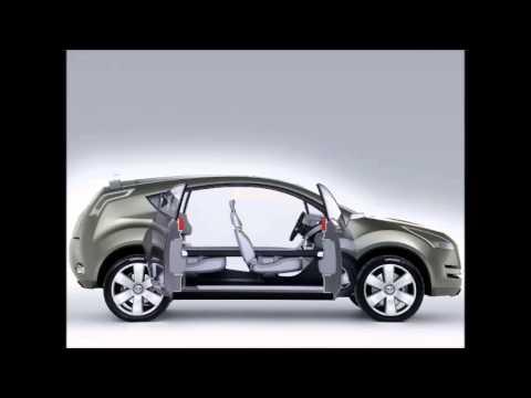 2004 Nissan Qashqai Concept Youtube