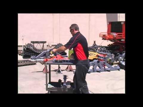 Tucker Sno-Cat Service Video