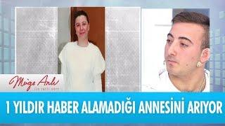 Batuhan Şahin 1 yıldır haber alamadığı annesini arıyor! - Müge Anlı İle Tatlı Sert 31 Ekim