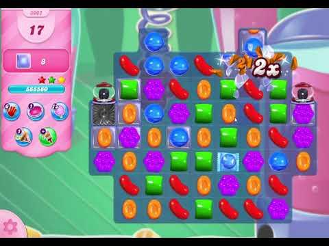 Candy Crush Saga Level 3002 NO BOOSTERS
