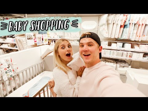 SHOPPING FOR THE BABY NURSERY!