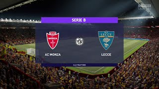 ⚽ Monza vs Lecce ⚽ | Serie B (04/05/2021)