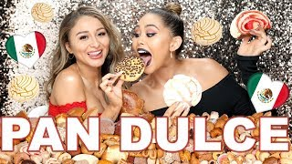 TRYING MEXICAN PAN DULCE | Roxette Arisa and Yes Hipolito