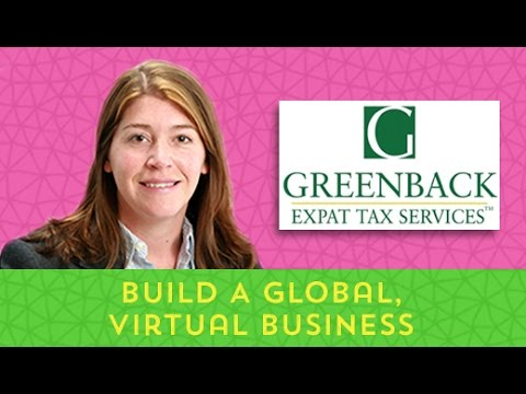 Remote interview: Carrie McKeegan of Greenback Expat Tax Services
