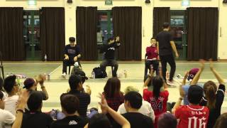 Tri Uni 2v2 Hip Hop | Judge