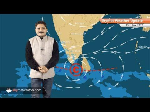 Weather Forecast for Jan 25: Snow in Kashmir, Himachal, Uttarakhand; Rain in Delhi