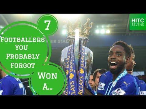 Seven Footballers You (Probably) Forgot Won the Premier League   HITC Sevens