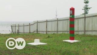 Litauen: Ein Zaun gegen Russland | DW Deutsch
