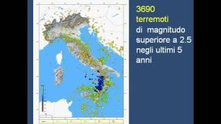 Terremoti in Italia  Parte 2 : Le sequenze sismiche