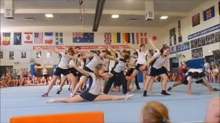 coaches dance off 2017 mannequin challenge