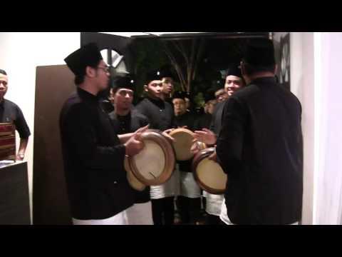 Kompang AKRAB - Paluan Kompang (ScottsRoad)-140816